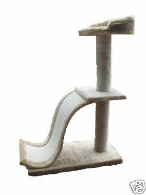 """Cat Tree 35"""" /pet toy furniture condo tree scratching Brand new in box"""