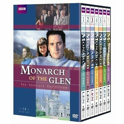 Monarch of the Glen: The Complete Collection (DVD, 2010, 18-Disc Set)
