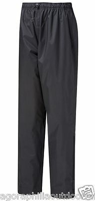 SPRAYWAY WOMENS ATLANTA RAIN PANT Waterproof Over Trousers with Ankle Zips Pants