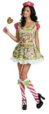 Candyland Deluxe Adult Womens Costume Board Game