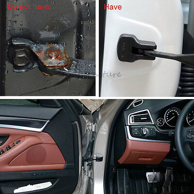 Door Check Arm Rustproof Buckle Cover For Ford Edge Kuga/Escape Fusion 2013-2016