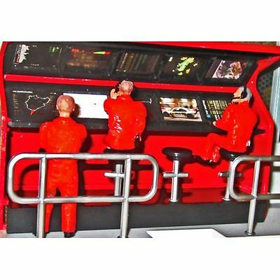 Slot Track Scenics Fig. 5 Figurines Pit Wall Pack A
