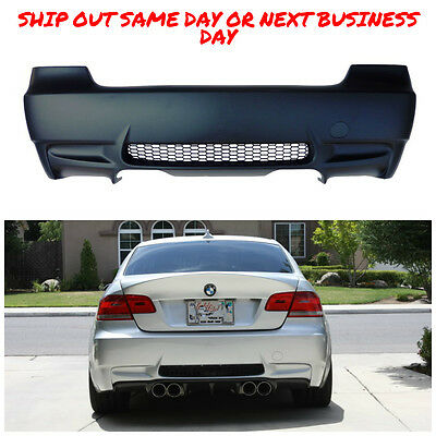 BMW E92 M3 STYLE REAR BUMPER FOR 2007-2013  E92 2D COUPE AND CONVERTIBLE 335i