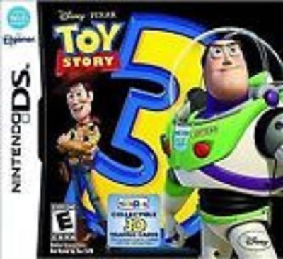 Toy Story 3: The Video Game COMPLETE Niintendo DS DSI XL LITE 3 3DS 2 2DS
