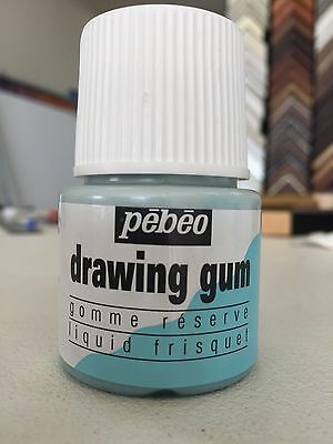 Pebeo Drawing Gum 45ml