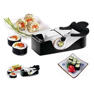 Sushi Roller Cutter Machine Kitchen Gadgets Magic Perfect Roll DIY Tool