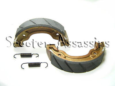 BRAKE SHOES for GENERIC Soho 125/150, XOR 125, Zion 125-150 Rear VMS-08 NEW