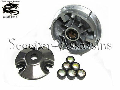 REPLACEMENT VARIATOR for YAMAHA Majesty YP 125 DD 2001-2007