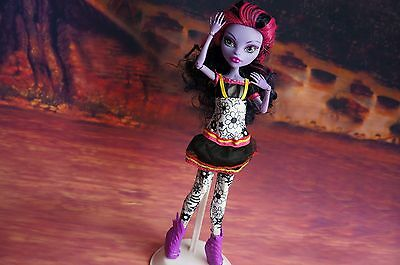 2014 hot high quality handmade nice clothes dress for Monster high dolls a1383