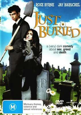 Just Buried  - DVD - NEW Region 4