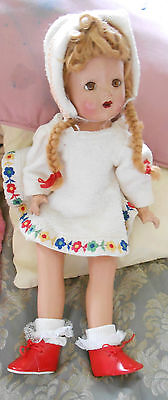 Bright Star Queen of the Skater Composition Doll