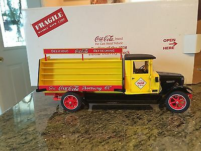 1928 coca cola truck Danbury Mint