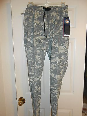 NEW TAG MILITARY ACU LWOL AIRCREW PANT FIRE RESISTANT NOMEX TROUSER LARGE LRG L