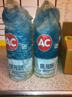 ac transmission oil filter hd223  /25010643  [2]