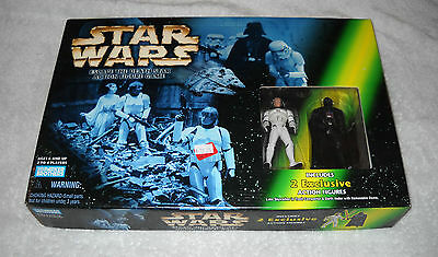 Star Wars: Escape the Death Star Action Figure Game -.(MIB) 100% complete