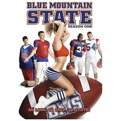 Blue Mountain State: Season One (DVD, 2010, 2-Disc Set)