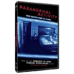 Paranormal Activity (DVD, 2009) *Disc Only* Free Shipping!