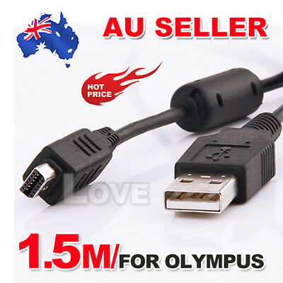 OZ L CB-USB8 CB-USB6 CB-USB5 for Olympus Camera Charger Cable Digital USB Data