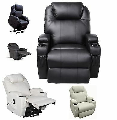 Cavendish dual motor electric rise and recline mobility chair riser recliner