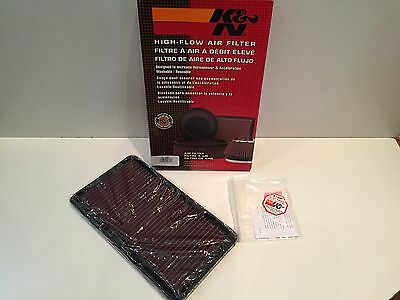 1 X K&N High-Flow Replacement Air filter 33-2545 ALFA ROMEO