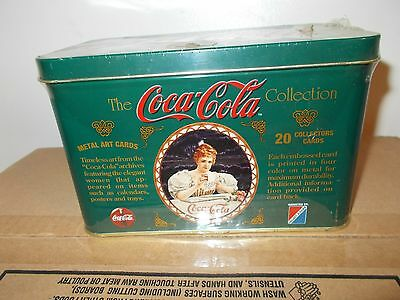 Coca Cola Collector Cards