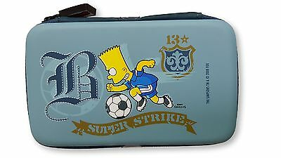 DS Lite Travel Pack, Bart Simpson Travel Pack, DS Lite Case & Stylus SIMPSONS