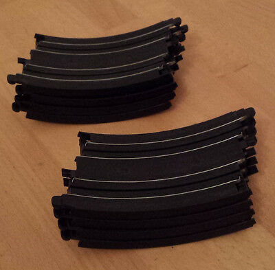 Micro Scalextric 1:64 L7563 Uplift Track x 8