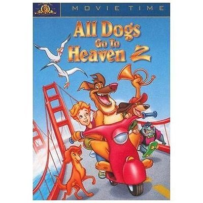 All Dogs Go To Heaven 2 DVD *Disc Only*