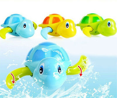 New Hot Swimming Animal Pool Toys for Baby Children Kids Bath Time SH