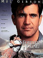 Forever Young (DVD, 1999) *Disc Only* MEL GIBSON