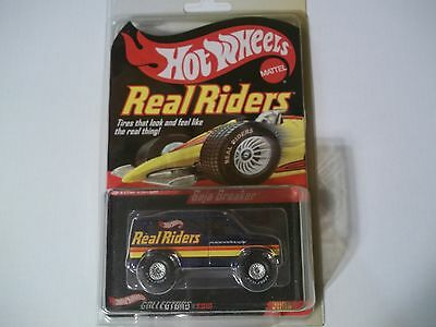 Hot Wheels RLC 2004 Real Riders Special Edition BAJA BREAKER #2948/10000 MINT