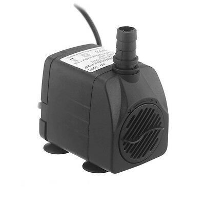 1000L/H 8.5W Pumps Submersible Water Pump Hydroponic for Rockery Fountain