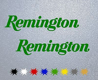 STICKER PEGATINA DECAL VINYL AUTOCOLLANT AUFKLEBER Remington