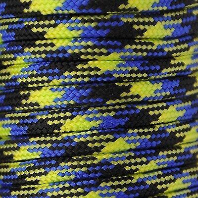 550 Paracord Outdoor Camping Zelt Neon Farbe Parachute Cord Reflective 9 Cord