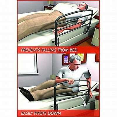 Standers 8050 Pivoting Safety Bed Bedside Rail Grab Bar