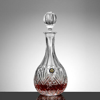 Crystal Glass Wine Decanter Wine Whiskey Bottle Container Pourer Wine Carafe Bar