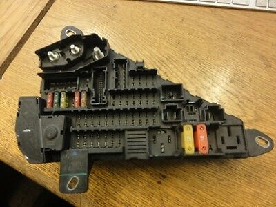 bmw f20 f21 1 series front power distribution fuse board box and rh huntervalleyhotels co