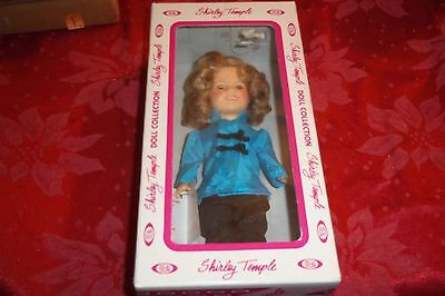 "Shirley Temple ""Stowaway"" doll from Ideal 1982"