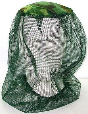 Neptune Insect Fly Head Net Hat Fly Net BRAND NEW