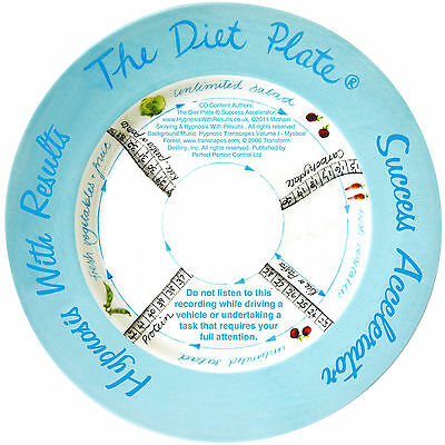 The Diet Plate® Hypnosis Programme CD not plate