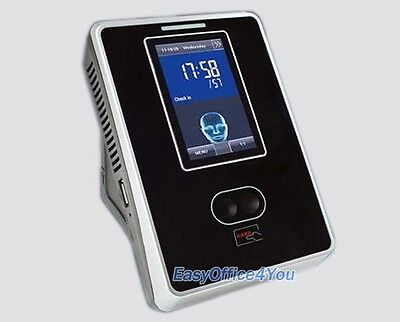 Face recognition time and attendance system VF300 employee time recorder