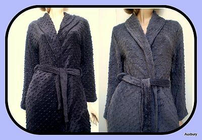 Ladies/Girls Dressing Gown/House Coats Three Colours 8 to 22 by Gabrielle