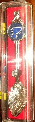 St Louis Blues Collector NHL Hockey Spoon