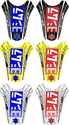 DRZ400 Drz400sm Rear Fender Graphic Kit 400Sm 400s 400e drz decal sticker