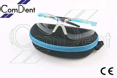 Safety Glasses Goggles Protective Eyewear Clear Scratch Resistant Anti Fog Mist