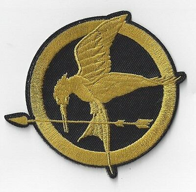 Mocking Jay Iron On Patch Buy 2 Get 1 Free