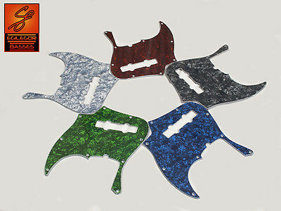 American 5 string FENDER JAZZ BASS V  pickguard in different finishes