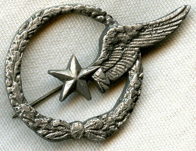 Private Purchase Early WWII French Pilot Badge