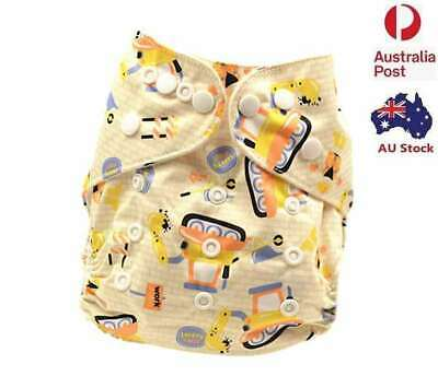 Brand New Reusable Modern Cloth Nappy Washable Baby Diaper Pocket Nappies (M13)
