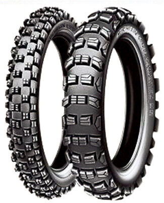MICHELIN TIRE 120/80-19R M12XC MED PART# 13304 NEW Rear 0313-0224 87-9665 834135